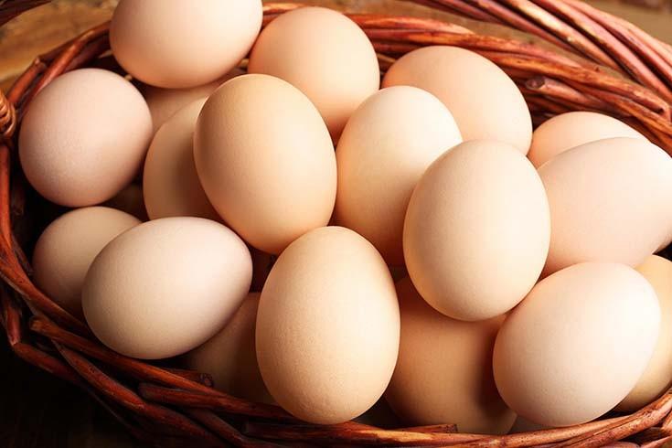 Полезные свойства куриных яиц