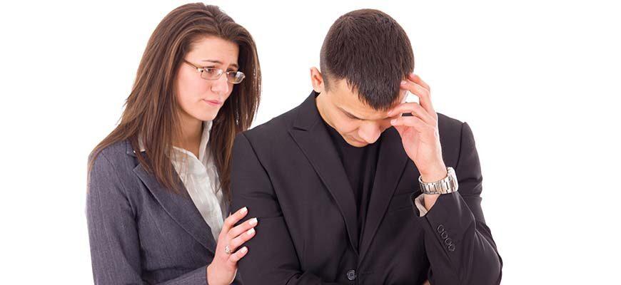 Причины мужских обид в отношениях