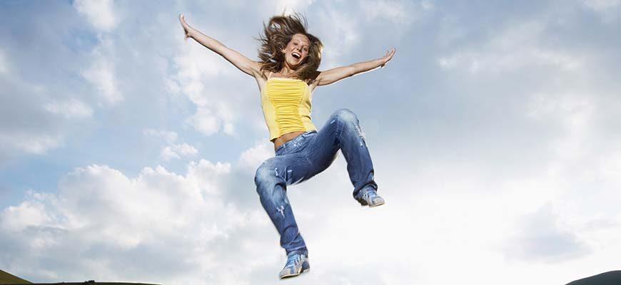 избавиться от хандры и вернуть себе бодрость духа