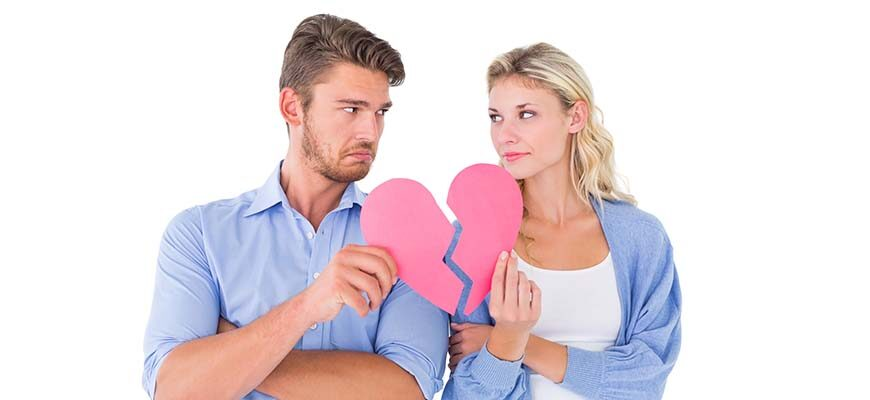 причины когда женщине желательно расстаться с мужчиной