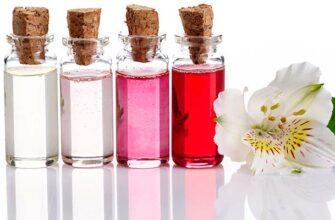 эфирные масла в косметологии