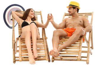 Курортный роман и временные отношения