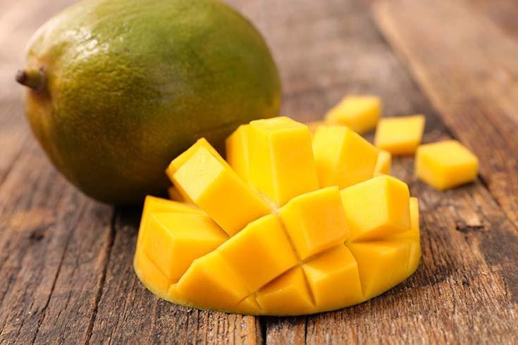 Полезные свойства манго