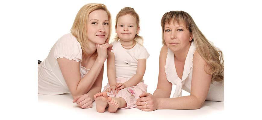 Мать и мачеха в жизни ребенка