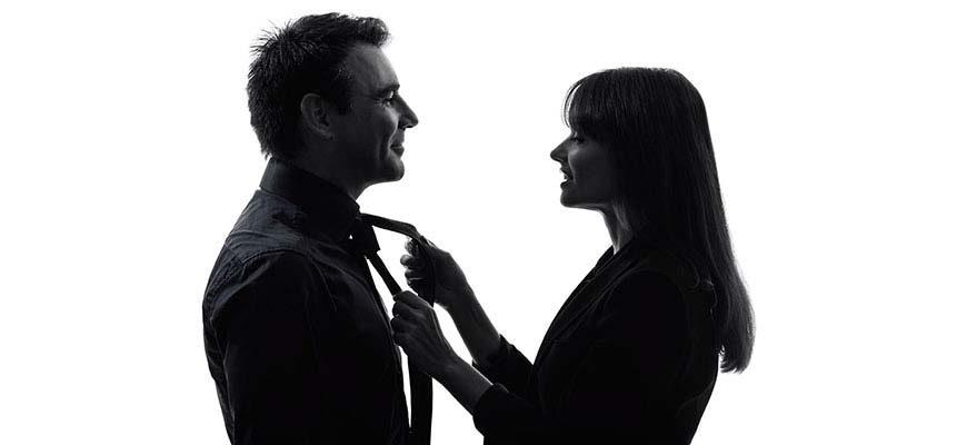 интерес мужчины к женщине