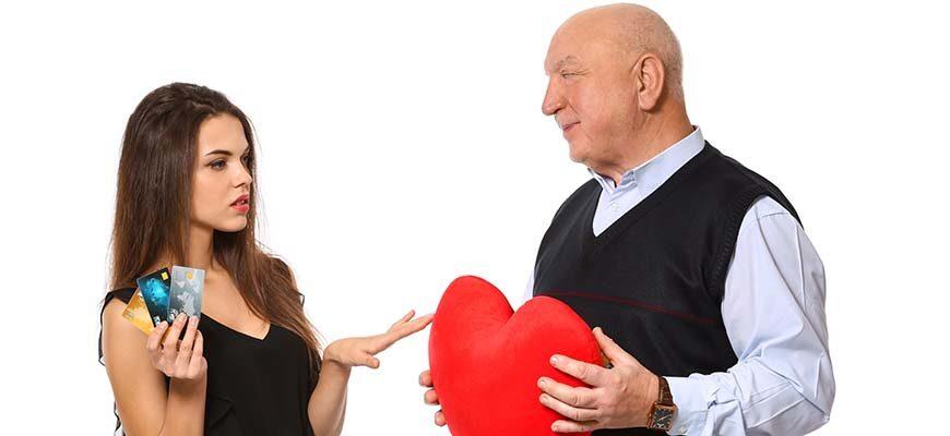 Разница в возрасте супругов