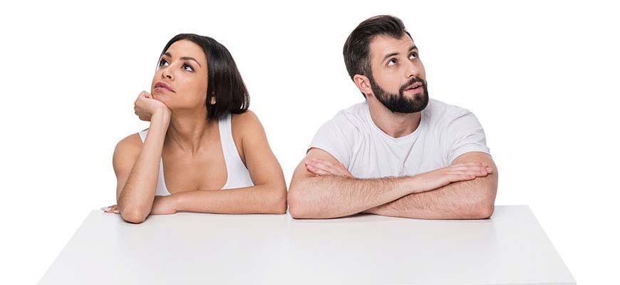 Споры между мужем и женой