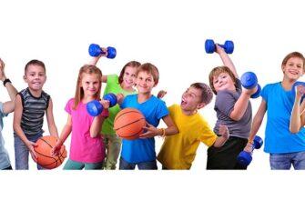 заинтересовать ребёнка спортом