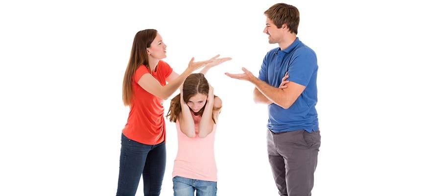 Как влияют конфликты на ребёнка