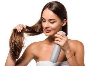 мытьё головы и уход за волосами