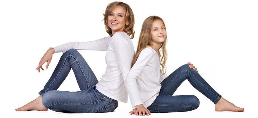 Воспитать в дочери счастливую женщину